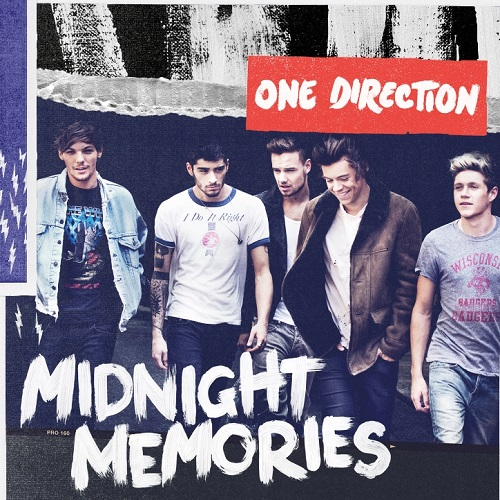 MIDNIGHT MEMORIES [Standard Version]