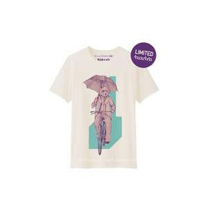 Sin T-Shirt  SUNSHINE/on/a/RAINYDAY Size L