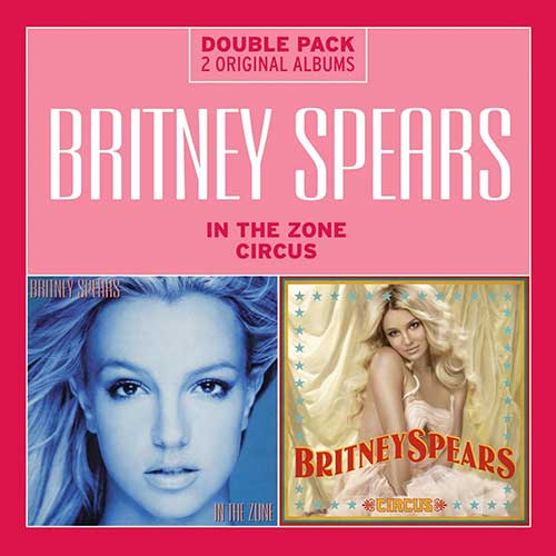 In The Zone/Circus Double Pack Series