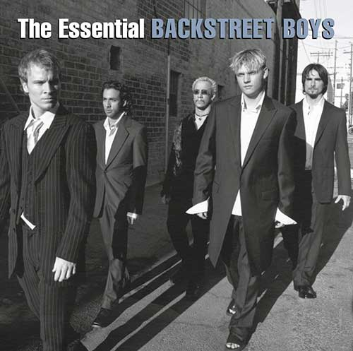 The Essential Backstreet Boys Essential Rebranded