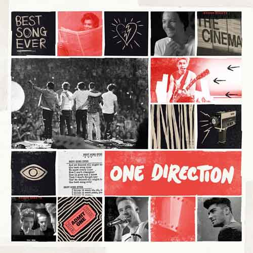 BEST SONG EVER (SINGLE)