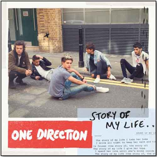 STORY OF MY LIFE (SINGLE)