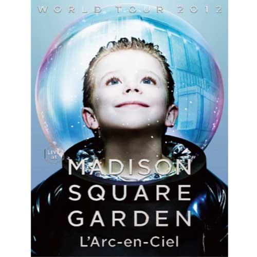World Tour 2012 Live at Madison Square Garden