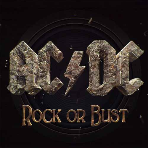 Rock or Bust (with Lenticular Cover)