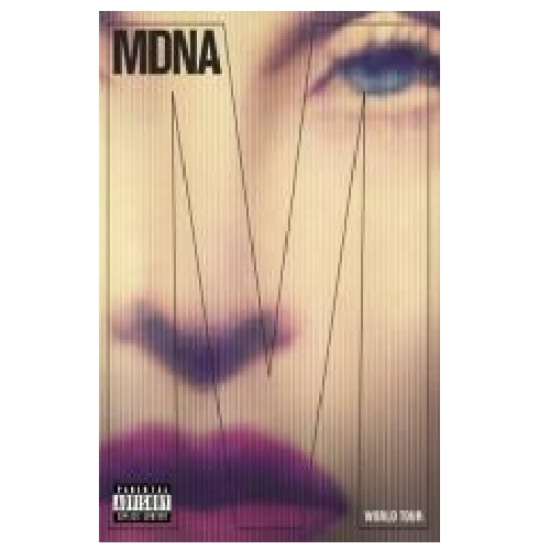 MDNA WORLD TOUR [CD+DVD]