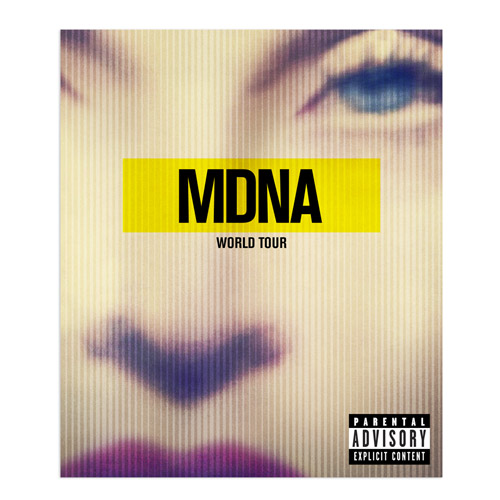 MDNA WORLD TOUR [CD]