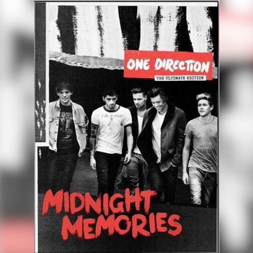MIDNIGHT MEMORIES [Deluxe Edition]