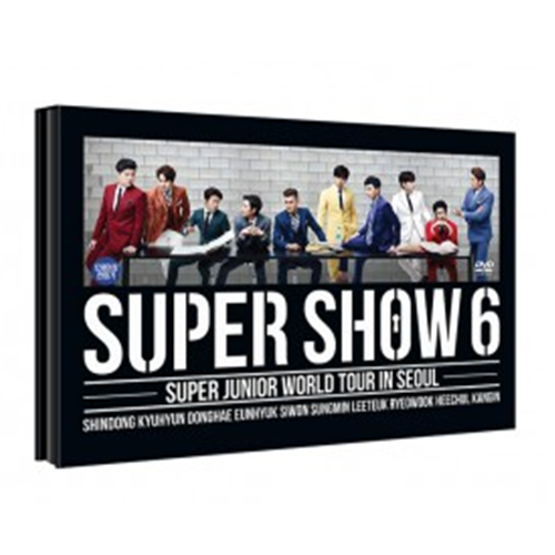 Super Show 6 : Super Junior World Tour in Seoul [ LOCAL ]