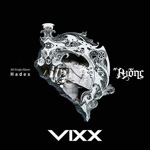 6th Single Album『Hades』
