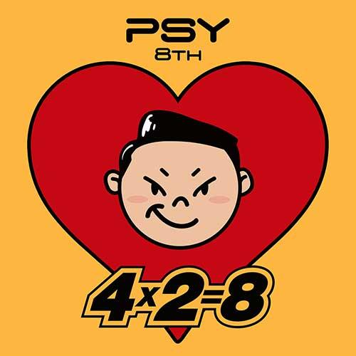 PSY 8th 4X2=8