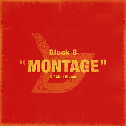 6th mini album MONTAGE