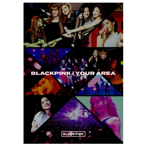BLACKPINK IN YOUR AREA [Photobook]