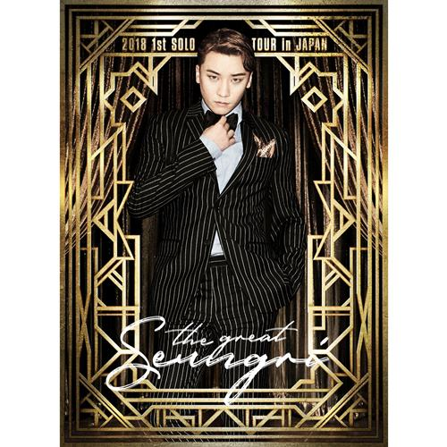 SEUNGRI 2018 1st SOLO TOUR [THE GREAT SEUNGRI] in JAPAN