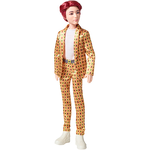 BTS JungKook Idol Doll