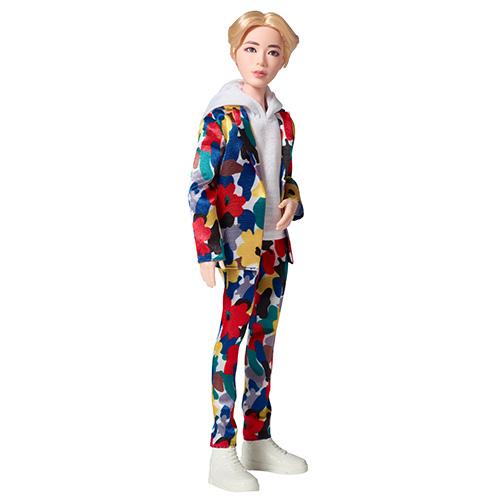 BTS Jin Idol Doll