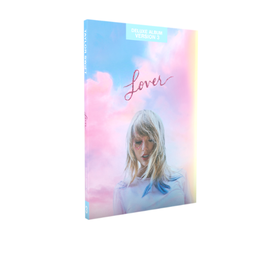 LOVER DELUXE ALBUM VERSION 3