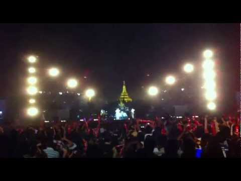 จันทร์เจ้า (Good Bye) - MTV EXIT LIVE IN Myanmar