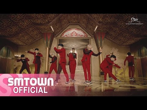 Super Junior 슈퍼주니어_MAMACITA(아야야)_Music Video
