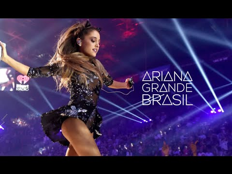 Ariana Grande Live At iHeartRadio Music Festival - FULL Performance