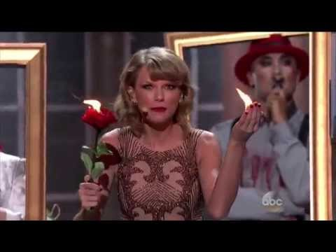 Blank Space - Taylor Swift (American Music Awards 2014)