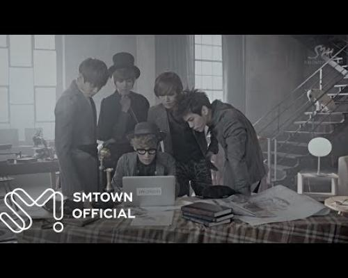 SHINee 샤이니_Sherlock•셜록 (Clue + Note)_Music Video