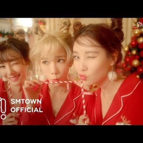 Girls' Generation-TTS 소녀시대-태티서_Dear Santa_Music Video