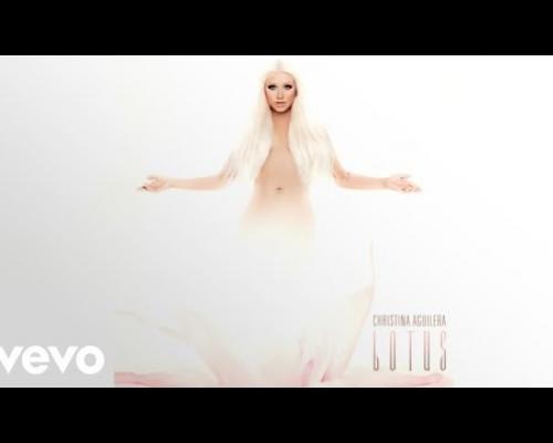 Christina Aguilera - Blank Page (Audio)