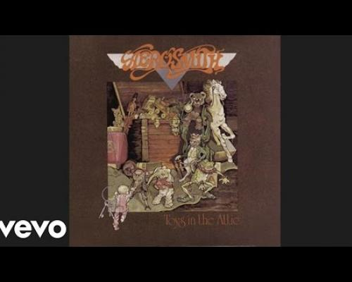 Aerosmith - Adam's Apple (Audio)
