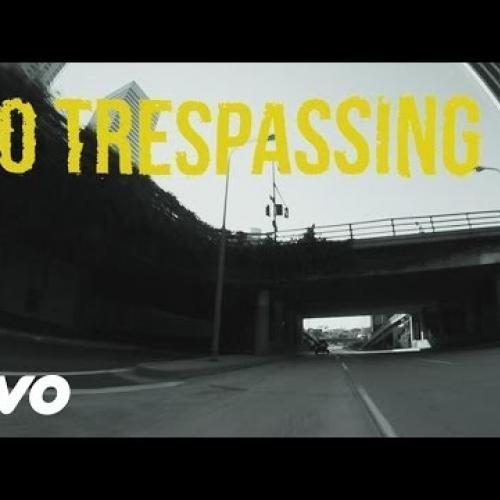 Adam Lambert - Trespassing (Official Lyric Video)
