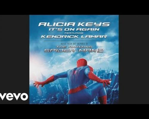 Alicia Keys ft.Kendrick Lamar - It's On Again (Au