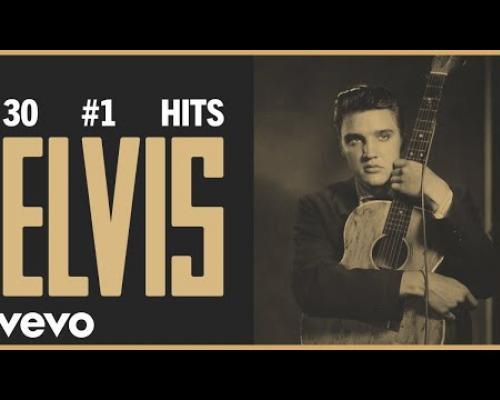 Elvis Presley - Good Luck Charm (Audio)