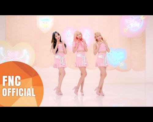 AOA 크림(CREAM) - 질투 나요 BABY (I'm Jelly BABY) Music Video