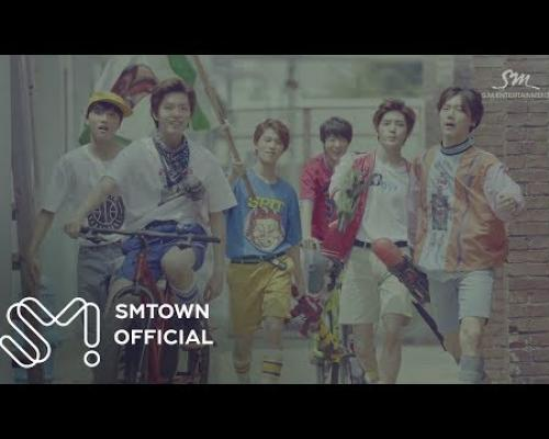 NCT 127_Switch (Feat. SR15B)_Music Video