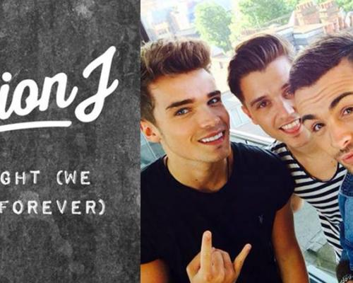 Union J ปล่อยซิงเกิ้ลใหม่ชื่อว่า Tonight We Live Forever พร้อม Lyric Video ถ่ายโดยสมาชิกของวง