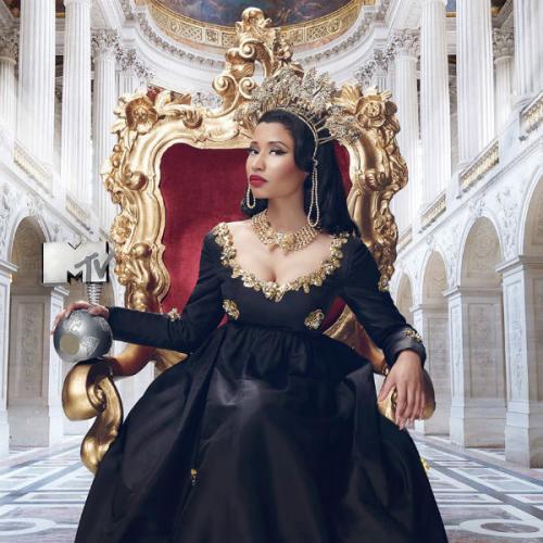 ์Nicki Minaj เตรียมครองโลกในงาน MTV EMA 2014