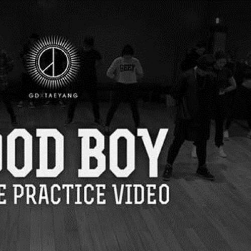 YG ENTERTAINMENT ปล่อยคลิปซ้อมเต้นของ GD X TAEYANG ในเพลง GOOD BOY