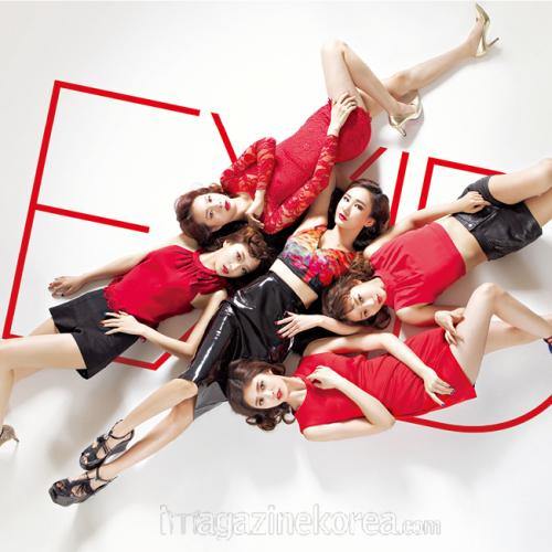 ห้าสาว EXID ในแฟชั่นเซ็ทสุดเซ็กซี่