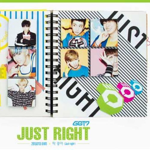 GOT7 เตรียมพร้อมมอบความสดใสให้แฟนๆในมินิอัลบั้มชุดที่สาม 'Just Right'