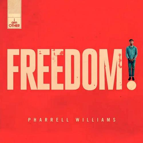 """Pharrell Williams ปล่อยซิงเกิ้ลใหม่  """"Freedom"""" มาให้แฟนเพลงได้ฟังกันแล้ว"""