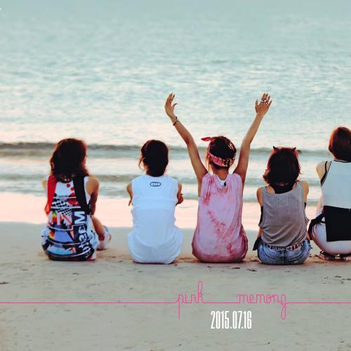 """Apink ปล่อยอัลบั้มเต็ม  """"Pink Memory"""" ออกวางจำหน่ายในเมืองไทย"""