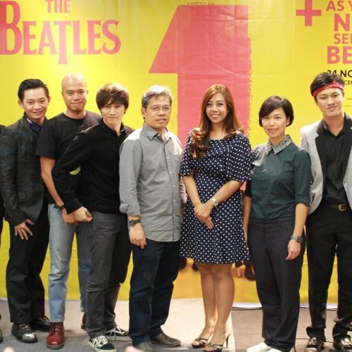 สุดประทับใจกับงาน  The Beatles 1+  As You Have Never Seen Them Before