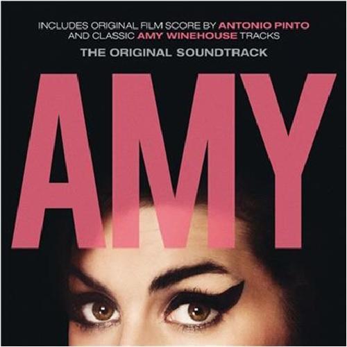 """อัลบั้มเพลงประกอบภาพยนตร์ """"AMY"""" อุทิศแด่นักร้องสาวเสียงโซลผู้ล่วงลับ  Amy Winehouse"""