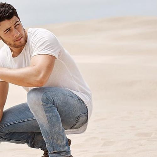 """สายฝอหล่อล่ำมาทางนี้! ชิมเพลงใหม่ของหนุ่ม Nick Jonas ใน """"Find You"""""""