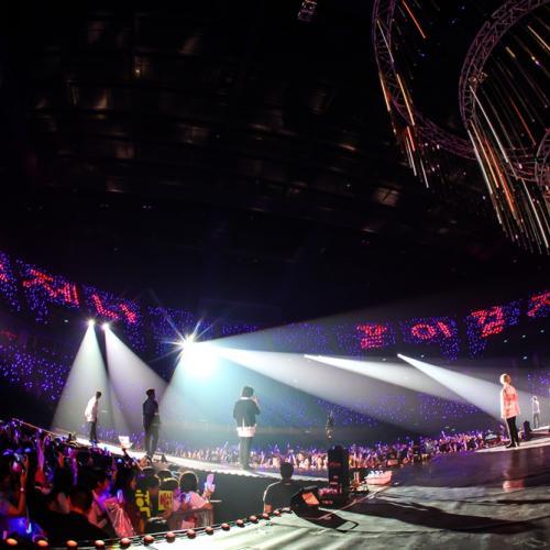 "'SUPER JUNIOR' กลับมาสร้างความสุขแบบครบรส  ในสุดยอดคอนเสิร์ต 'SUPER JUNIOR WORLD TOUR ""SUPER SHOW 7"" in BANGKOK'"