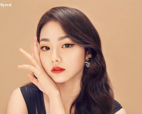 """Kang Mina (gugudan) ได้รับเลือกให้เป็นนางแบบคนใหม่แบรนด์ """"Lilybyred"""""""