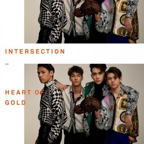 ขอแนะนำ INTERSECTION สี่หนุ่มสุดคูล กับซิงเกิ้ลล่าสุด Heart of Gold