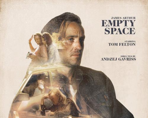 มาแล้ว! 'Empty Space' เอ็มวีใหม่ของ James Arthur ที่ได้ Tom Felton มาแสดง
