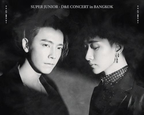 "'SUPER JUNIOR-D&E' ใน ""SUPER JUNIOR-D&E CONCERT [THE D&E] in BANGKOK"" 25 พฤษภาคมนี้!"