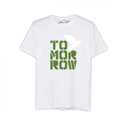 Tomorow  T-Shirt Size M