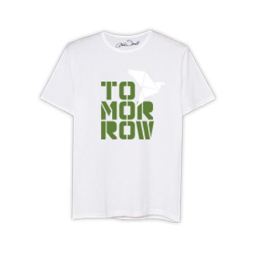 Tomorow T-Shirt Size L